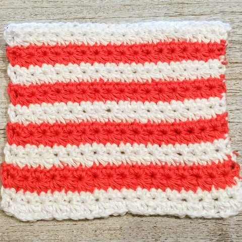 Next step crochet: Learn the Star Stitch