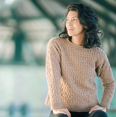 All you need to know to knit a sweater that fits-with Anniken Allis