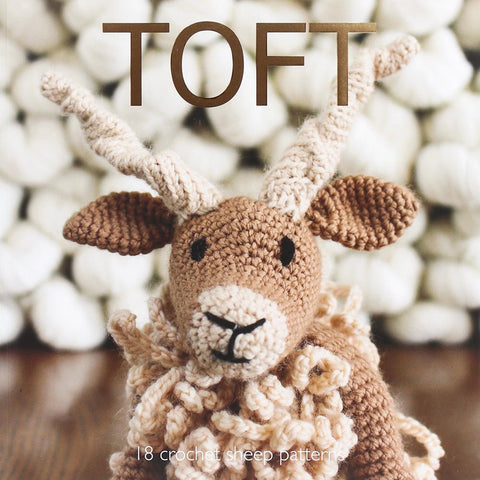 Toft crochet sheep booklet