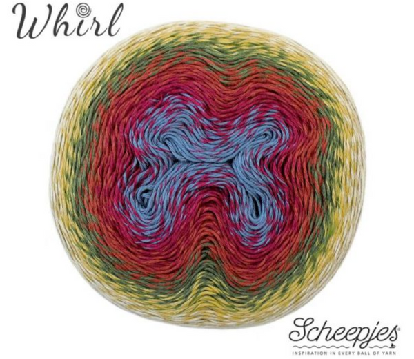 Whirl 4 ply