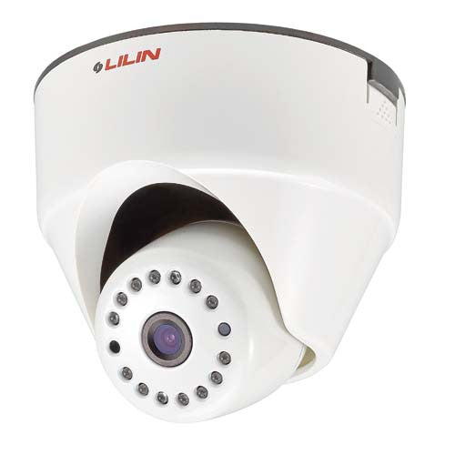 LILIN - LR2522 Day & Night 1080P HD Dome IR IP Camera