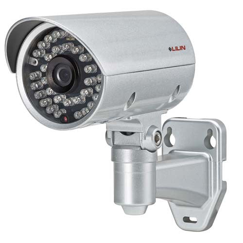 LILIN - IPR722 Day & Night 1080P HD IR IP Camera