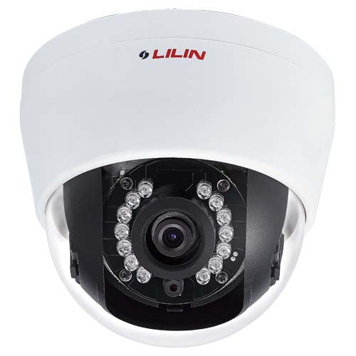 LILIN - LR2112 HD Dome IR IP Camera
