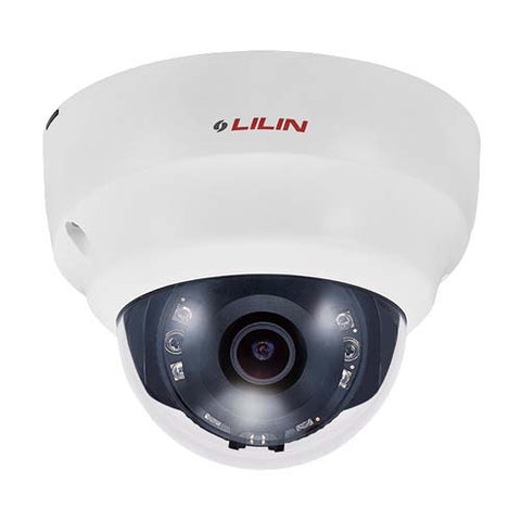 LILIN - LR312 HD Dome IR IP Camera
