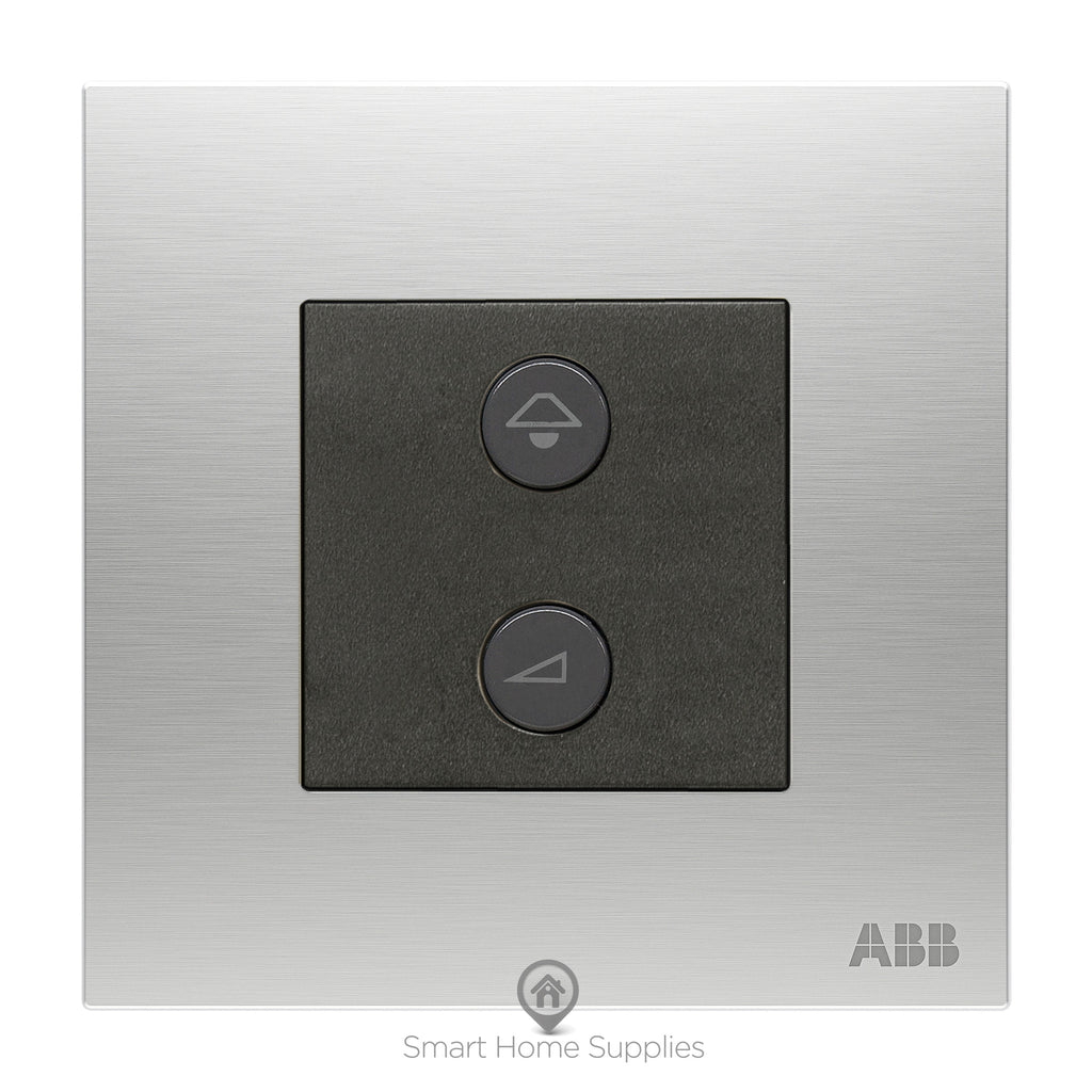 ABB free@home® Blind Switch 2 Gang - 1 Actuator