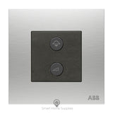 ABB free@home® Switch 2 Gang - No Actuator
