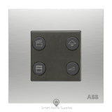 ABB free@home® Switch 4 Gang - 1 Switch Actuator