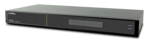 LUXUL - AMS-2600  AV Series 26-Port Gigabit L2/L3 Managed Switch