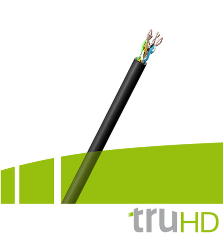 TRU Cables - Cat 5E HDBaseT Cable