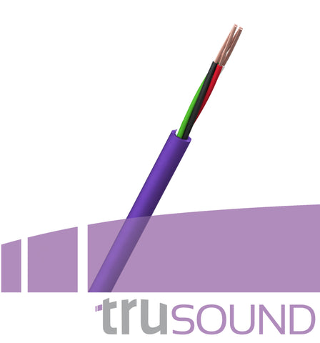 TRU Cables - 16/4 Speaker Cable