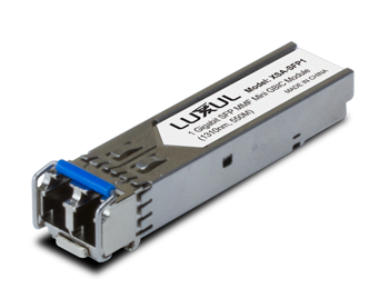 LUXUL - XSA-SFP1  1 Gigabit SFP MMF Mini GBIC Module (1310nm, 550M)