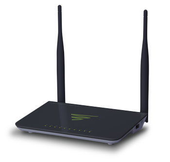 LUXUL - XWR-600  Dual-Band Wireless 600N Router