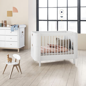 Oliver Furniture Mini+ Ledikant/Bed White