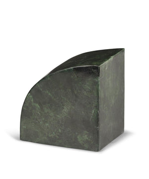 Stoned Marmeren Book End Green