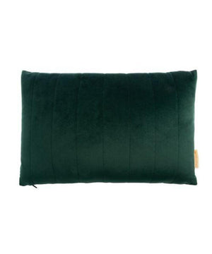Nobodinoz Akamba Velvet Cushion Jungle Green