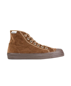 Novesta Star Dribble Corduroy Mono Brown