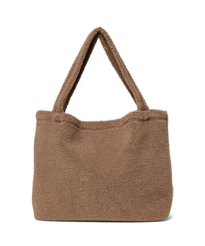 Studio Noos Chunky Teddy Mom Bag Bruin