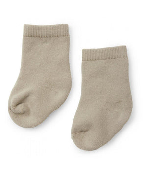 Konges Sløjd Rib Terry Socks Paloma Grey