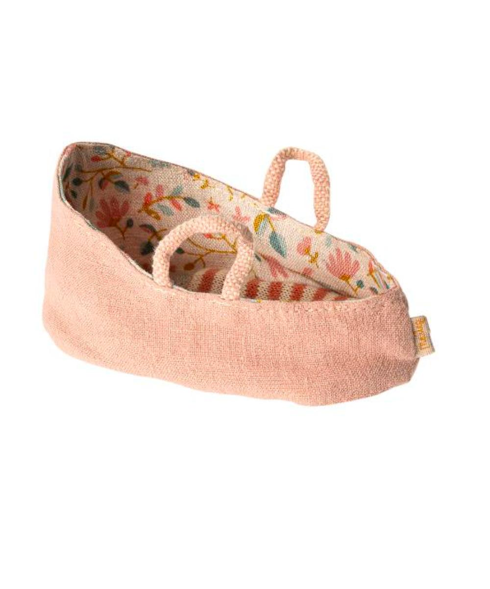 Maileg Carry-Cot for baby-girl