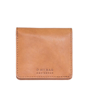 O My Bag Alex Fold-Over Wallet Cognac Classic