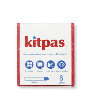 Kitpas 6 Colors