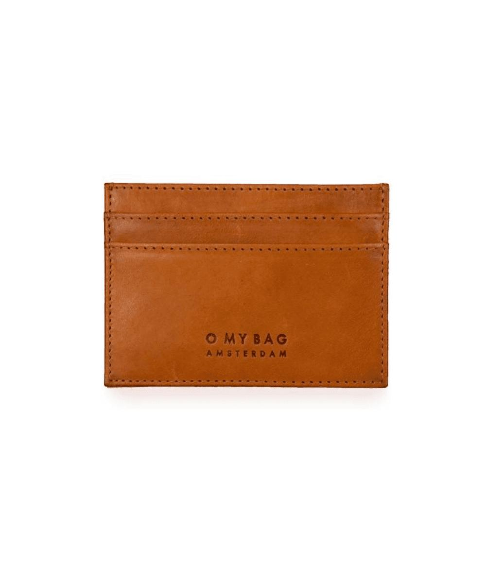 O My Bag Mark Cardcase Eco Cognac