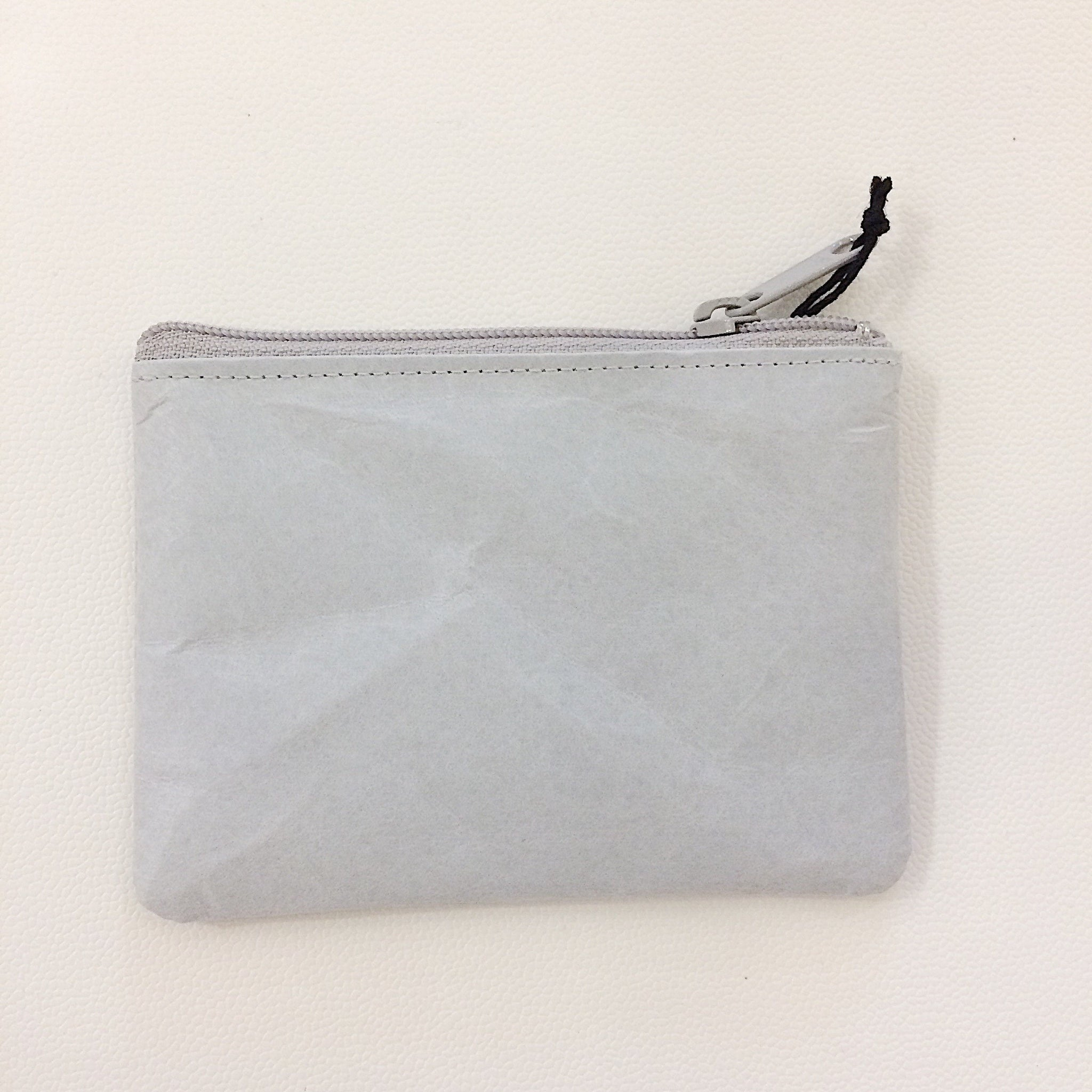 Coin Case Wide Grey