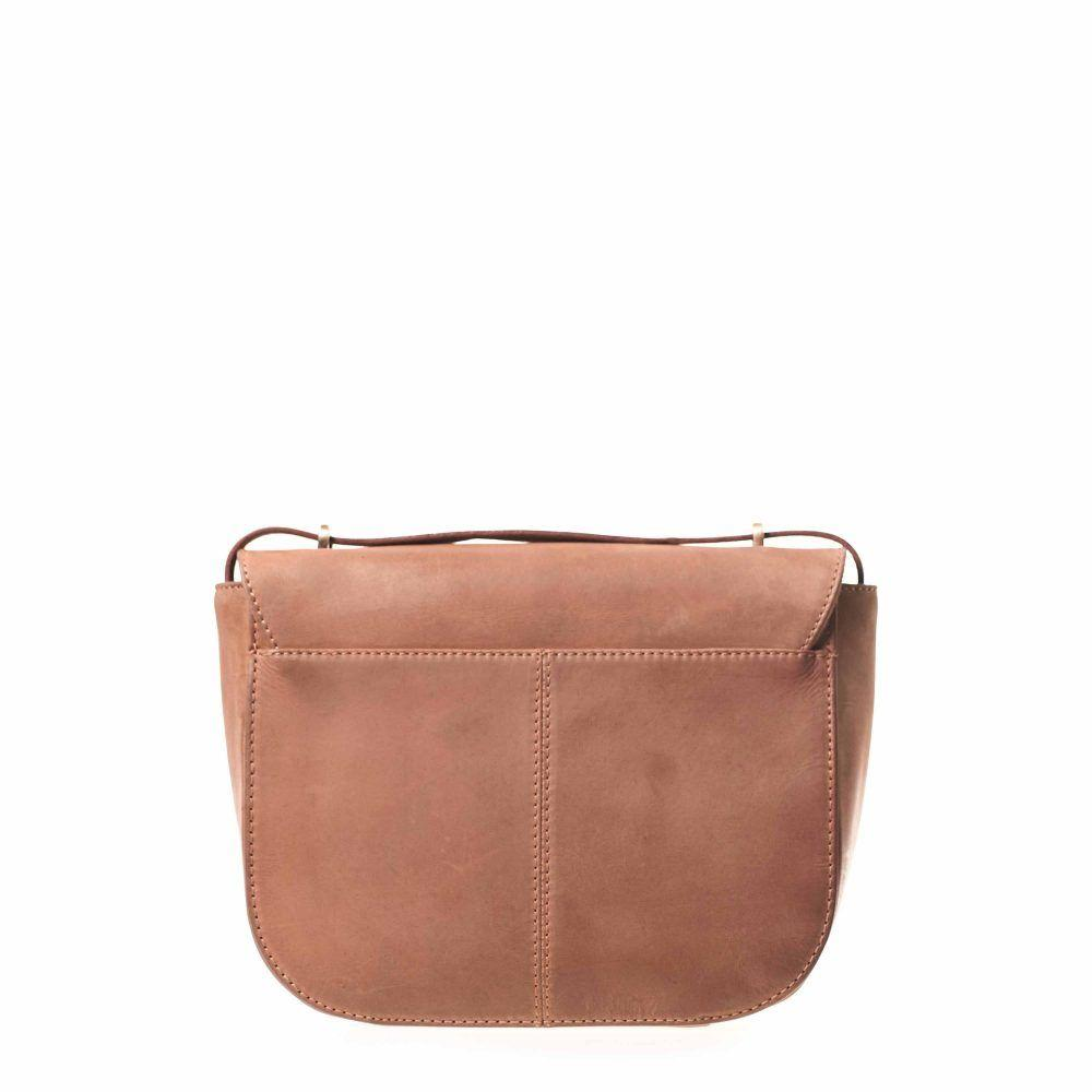 O My Bag Meghan Mini Eco-Camel
