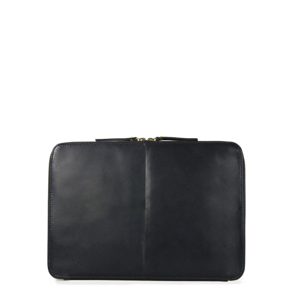 "O My Bag Zipper Laptop Sleeve 15"" Black Classic"