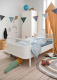 Sebra Meegroeibed Junior & Grow