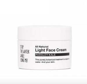 ALL NATURAL Parsley Kale Light Face Cream 50ml