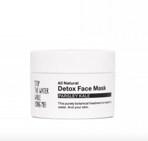 All Natural Parsley Kale Detox Face Mask 50 ml