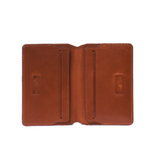 O My Bag Cassie's Cardcase Cognac Classic Leather