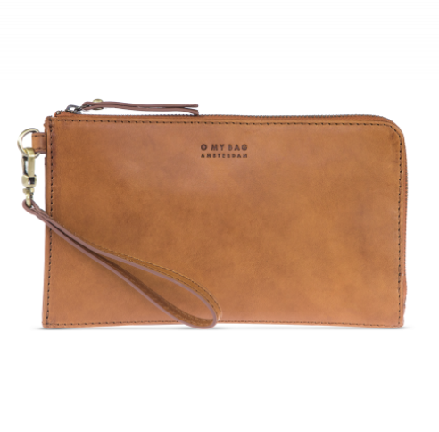 O My Bag Travel Pouch Cognac Classic
