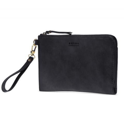 O My Bag Travel Pouch Black Classic