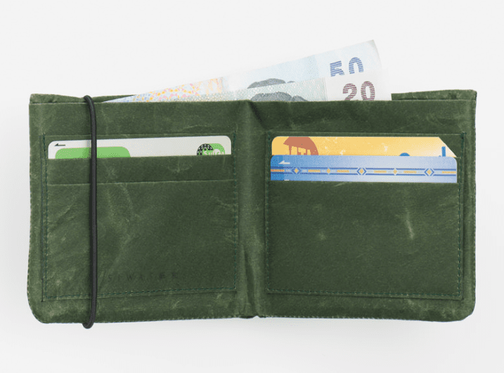 Wallet Dark Green