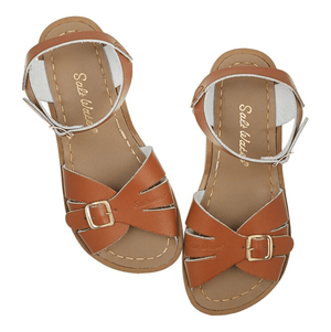 Salt-water Sandals Adult Classic Tan