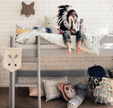 Ferm Living Behangpapier Indianen