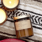 P.F. Candle Co Kaars Soyawax Amber & Moss