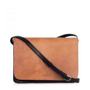O My Bag Audrey Eco-Classic Camel/Black