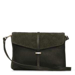 Ella Midi Eco Forest Green
