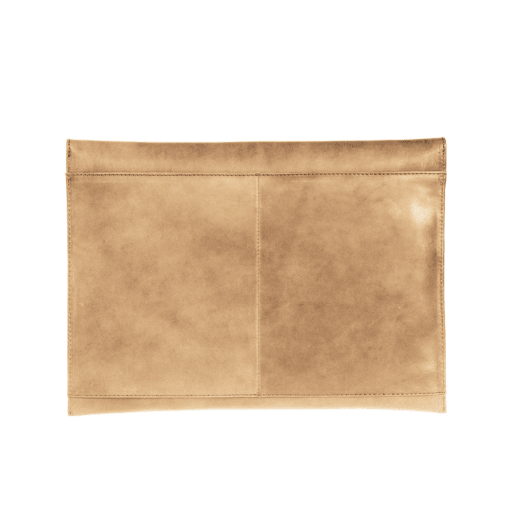 "O My Bag Envelope Laptop Sleeve 13"" Eco-Classic Natural"