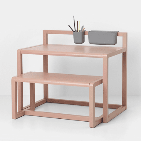 Ferm Living Little Architect Bureau Roze