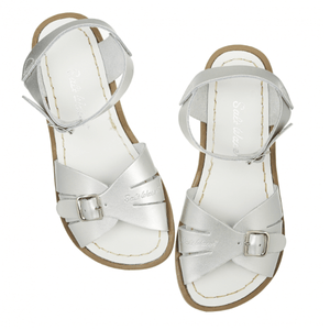 Salt-Water Sandals Adult Classic Silver