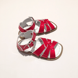 Salt Water Sandal Original Candy Red Kids and Adults