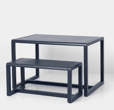 Ferm Living Little Architect Tafel Donkerblauw