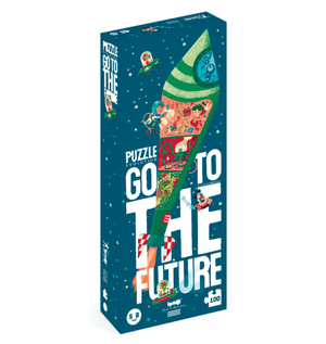 Puzzel Go To The Future