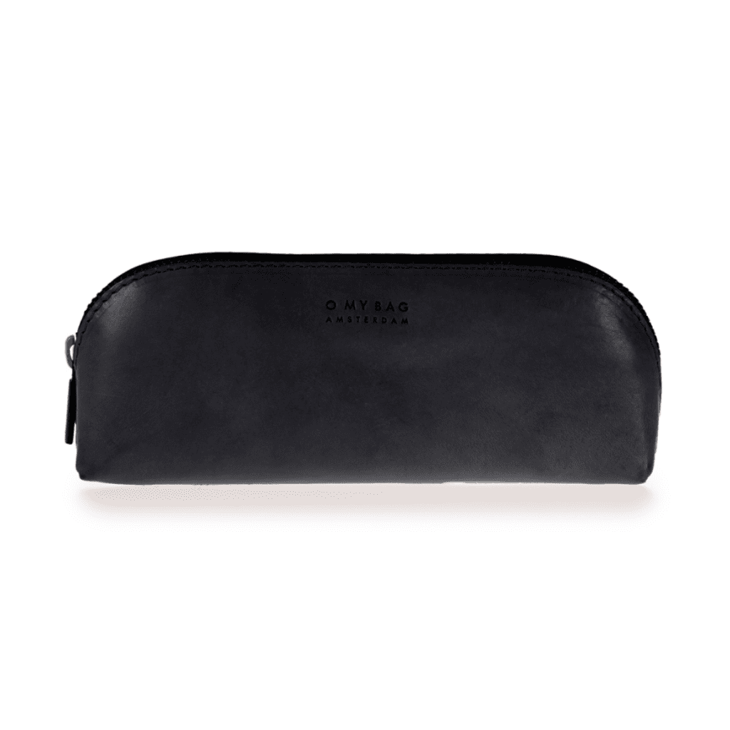Pencil Case Large - Eco Classic Black