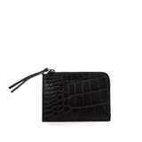 Coin Purse Eco-Classic Black Croco