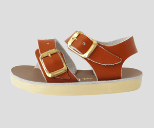 Salt-Water Sandals Toddler Seawee Tan